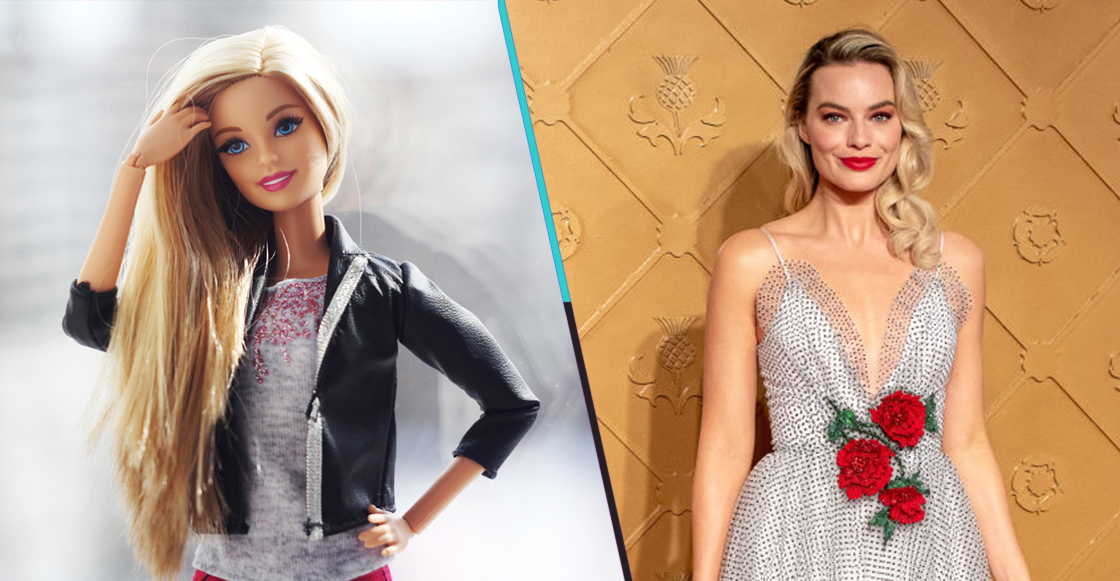 La muñeca perfecta no exis... Margot Robbie protagonizará el live-action de Barbie