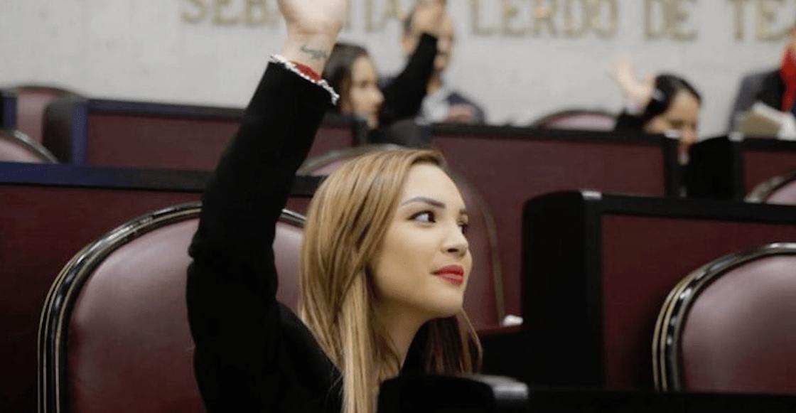 """Diputada del PAN dice que despenalizar el aborto """"les quitaría responsabilidades"""" a los jóvenes"""