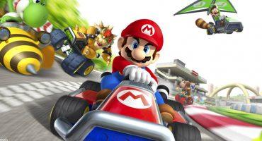 ¡A casi nada! Mario Kart estará disponible para dispositivos móviles en unos meses