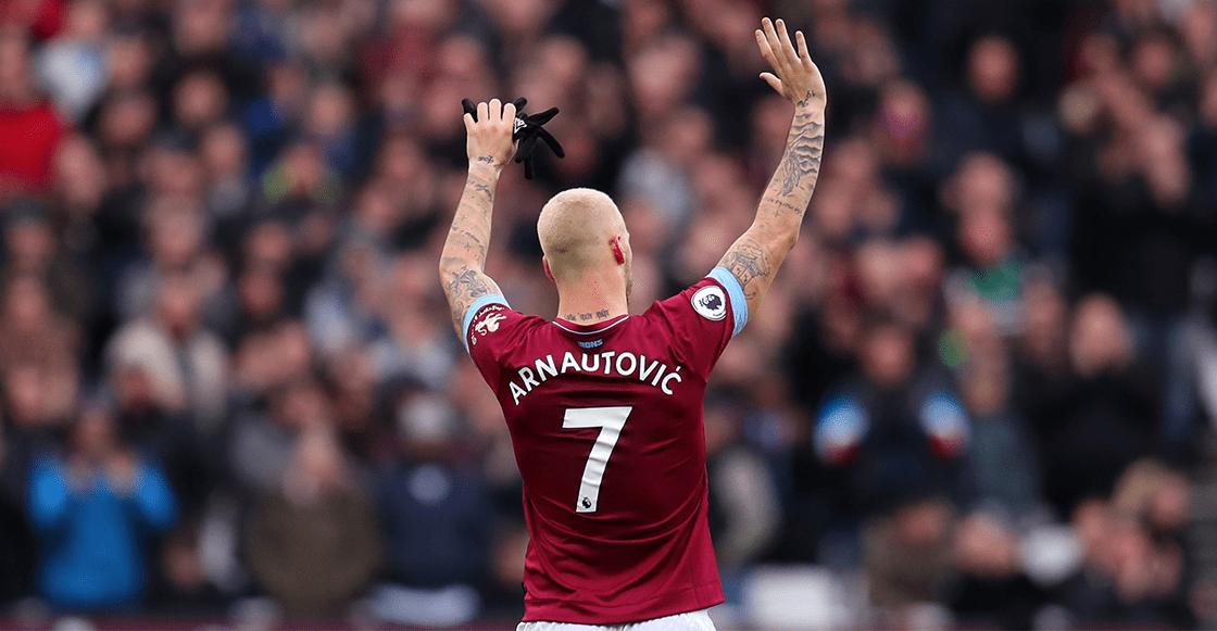 ¡Se acabó la novela! Marko Arnautovic seguirá en el West Ham