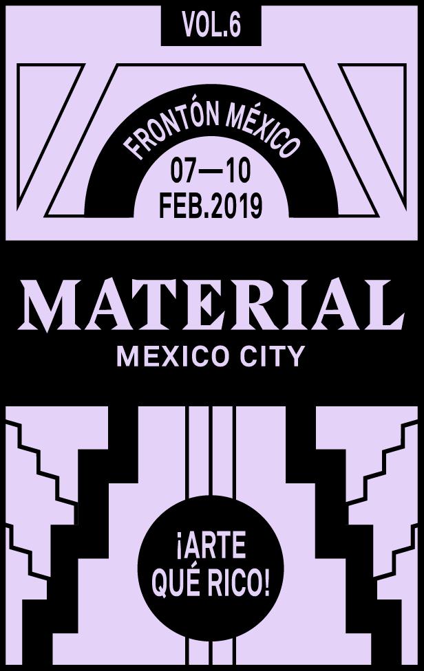 ¿Sin plan? Lánzate a La Feria de Arte Material el próximo mes