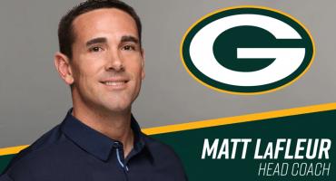 Conoce a Matt LaFleur, el nuevo head coach de los Green Bay Packers