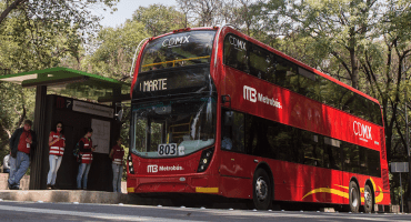 Regañan al gobierno CDMX porque la Línea 7 del Metrobús dañó el patrimonio cultural