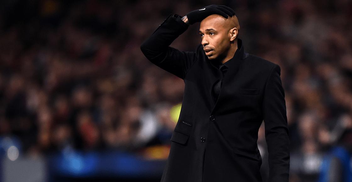 ¡Sergio Bueno al rescate! Monaco suspende a Thierry Henry y piensa en cesarlo