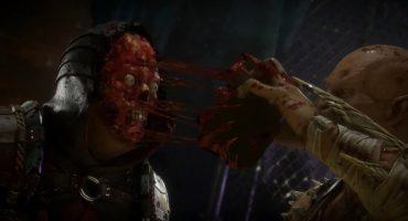 Sangre, huesos rotos y masacre: Ya puedes ver el gameplay de Mortal Kombat 11