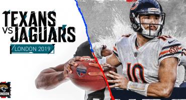 ¡Todo listo! NFL confirma los juegos en Londres para el 2019