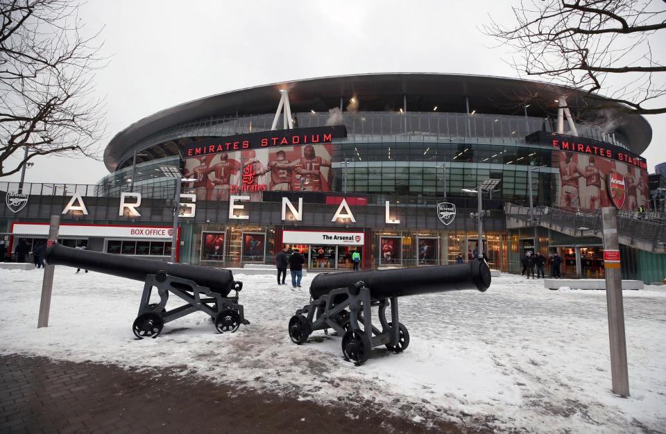 ¡Atentos! Jornada 23 de Premier League podría cancelarse por amenaza de nieve