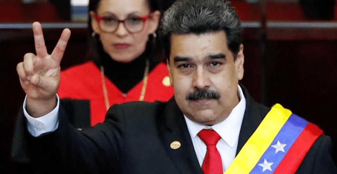 Mientras Maduro tomaba protesta como presidente, la OEA desconoció su gobierno
