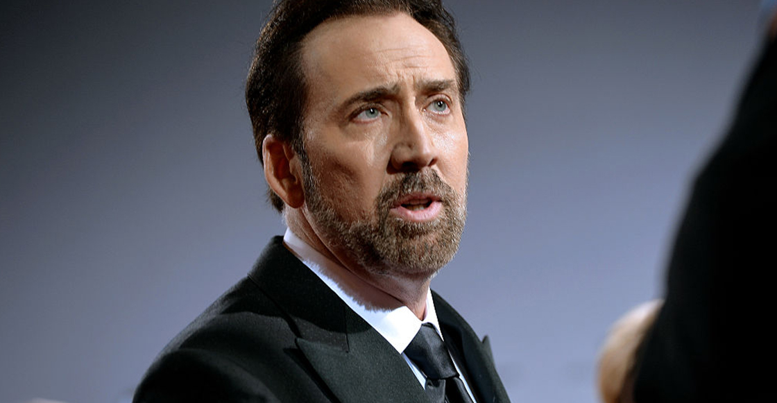¡Nicolas Cage será protagonista de la adaptación de The Colour Out of Space de H.P Lovecraft!