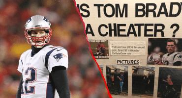 ¡Comprobado! Niño gana premio de ciencias por demostrar que Tom Brady es un 'tramposo'