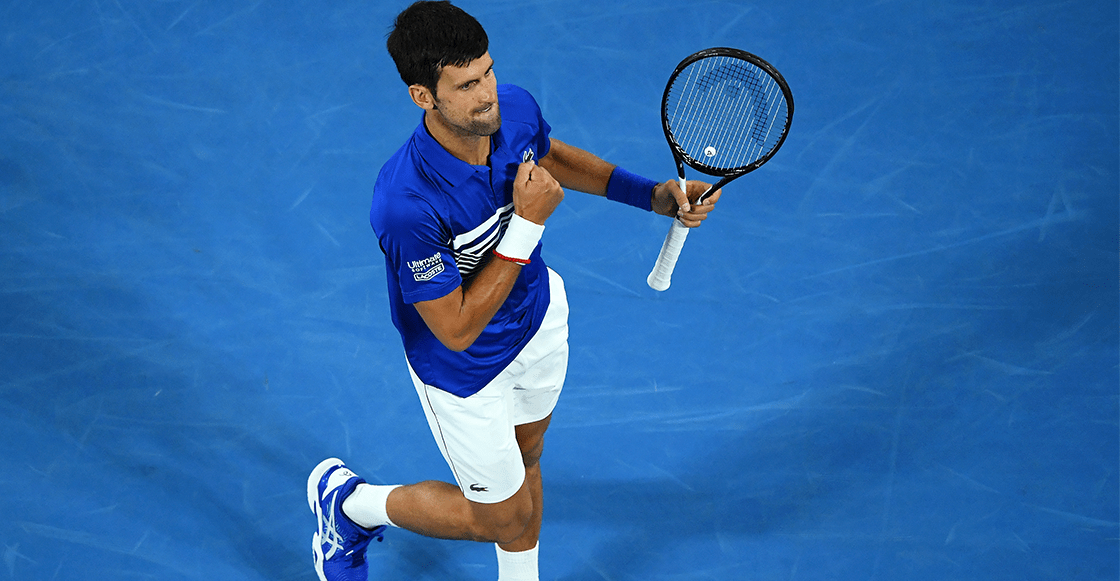 ¡En la cima! Djokovic supera a Nadal y es campeón del Australian Open