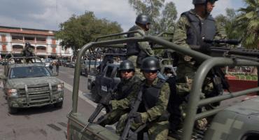 Con mando civil, gobernadores priistas, panistas y perredistas apoyan la creación de la Guardia Nacional