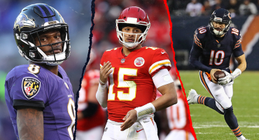 Colts vs Chiefs: Patrick Mahomes busca romper la racha de los 'novatos' en playoffs