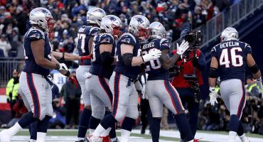 ¡Ni pa'l arranque! Patriots aplastan a Chargers en la ronda divisional de la NFL