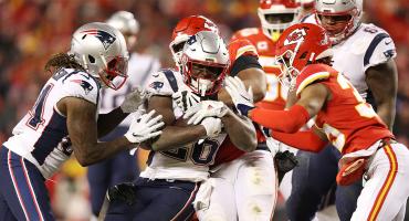 ¡Patriots derrotan a los Chiefs y son campeones de la Conferencia Americana!