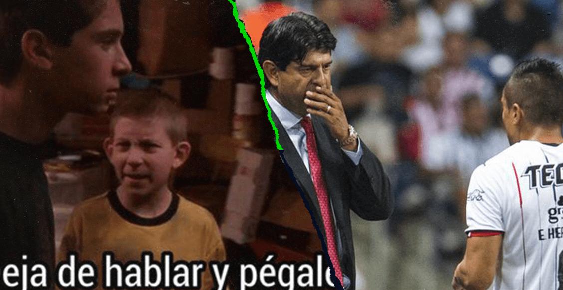 ¡Ya párenle! Así va el 'pique' entre Edwin Hernández y José Cardozo