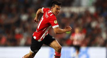 ¿Por qué no ha reportado el 'Chucky' Lozano con el PSV?