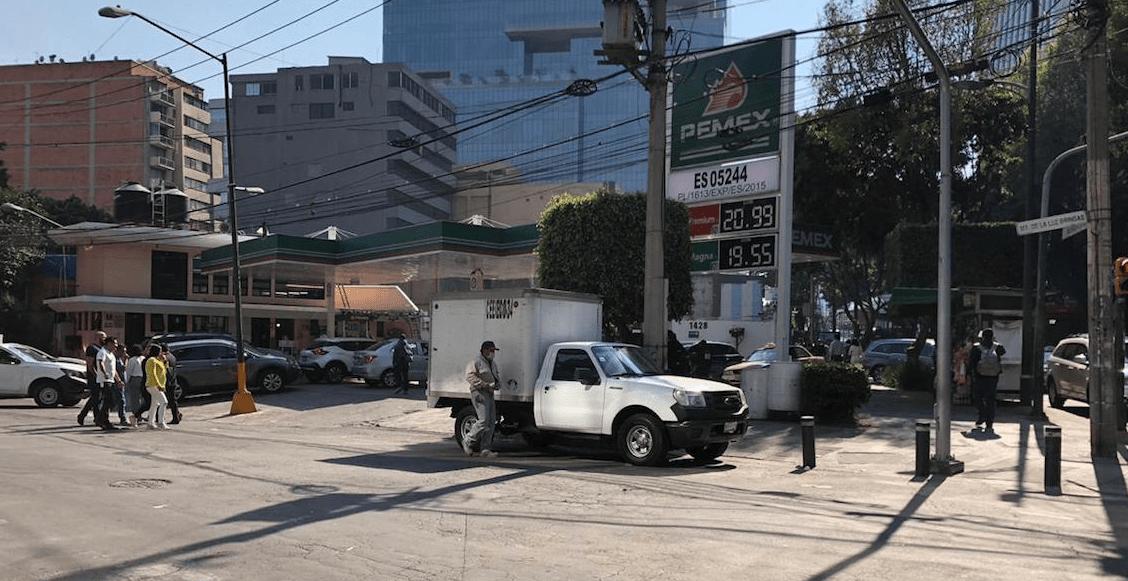 Profeco da luz verde para que gasolinerías racionen la venta de combustible