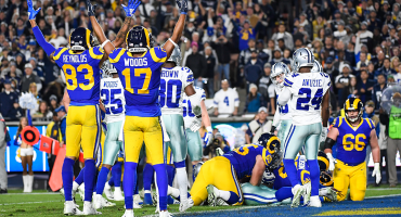 ¡Aplastante! Rams superan a Cowboys y se meten a la final de Conferencia
