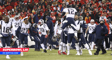 5 razones por las que los Patriots pueden ser campeones del Super Bowl LIII