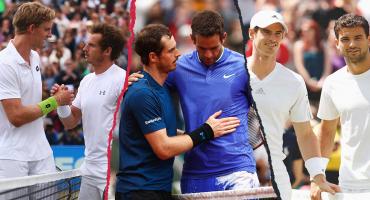 Así reaccionó el mundo del tenis al retiro de Andy Murray