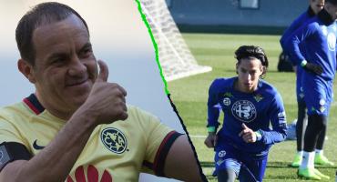 Las recomendaciones de Cuauhtémoc Blanco a Diego Lainez para jugar en Europa