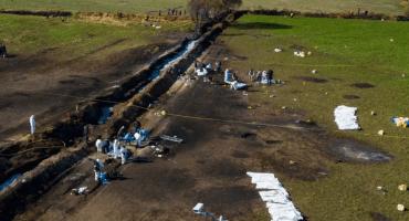 Aumenta a 96 el número de fallecidos por la explosión de Tlahuelilpan