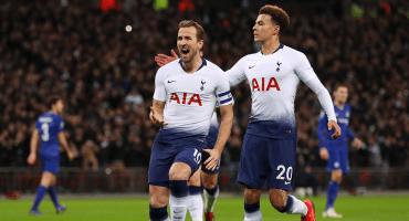 ¡Ventaja mínima! Tottenham se llevó la ida de las semifinales de la Carabao Cup ante el Chelsea