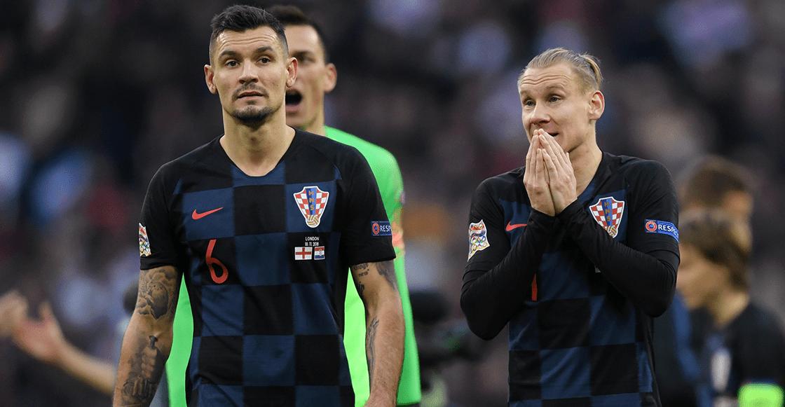 Ni aguantan nada... UEFA sancionó a Dejan Lovren por insultar a Sergio Ramos y España