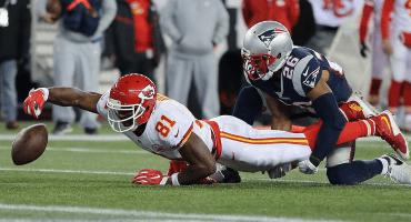 ¿Revancha? Así fue el único duelo de playoffs entre Chiefs y Patriots