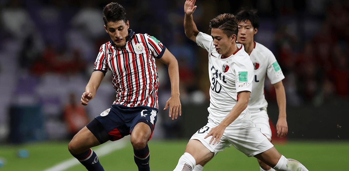 ¿Otro mexicano a Portugal? Benfica y Porto buscarían a Josecarlos Van Rankin