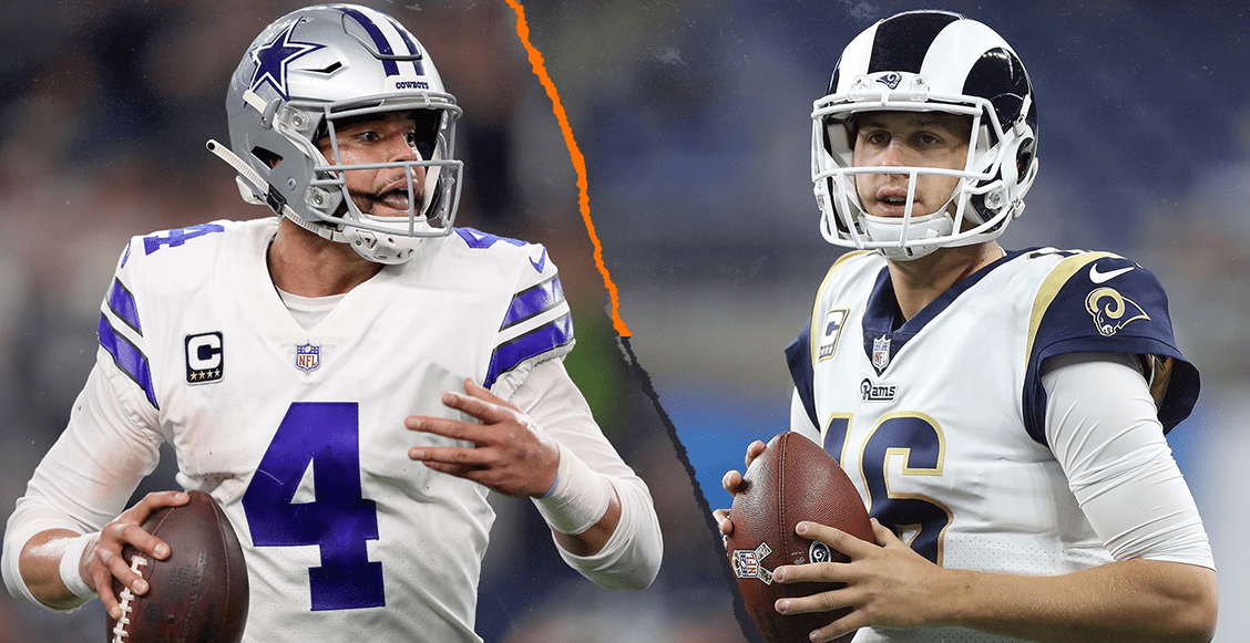 ¿Cuándo, cómo y dónde ver en vivo el Cowboys vs Rams de la ronda divisional?