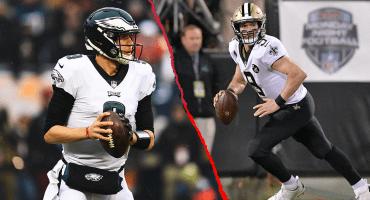 ¿Cuándo, dónde y cómo ver en vivo el Eagles vs Saints de la ronda divisional?