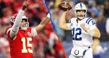 ¿Dónde, cuándo y cómo ver el Colts vs Chiefs de la ronda divisional?