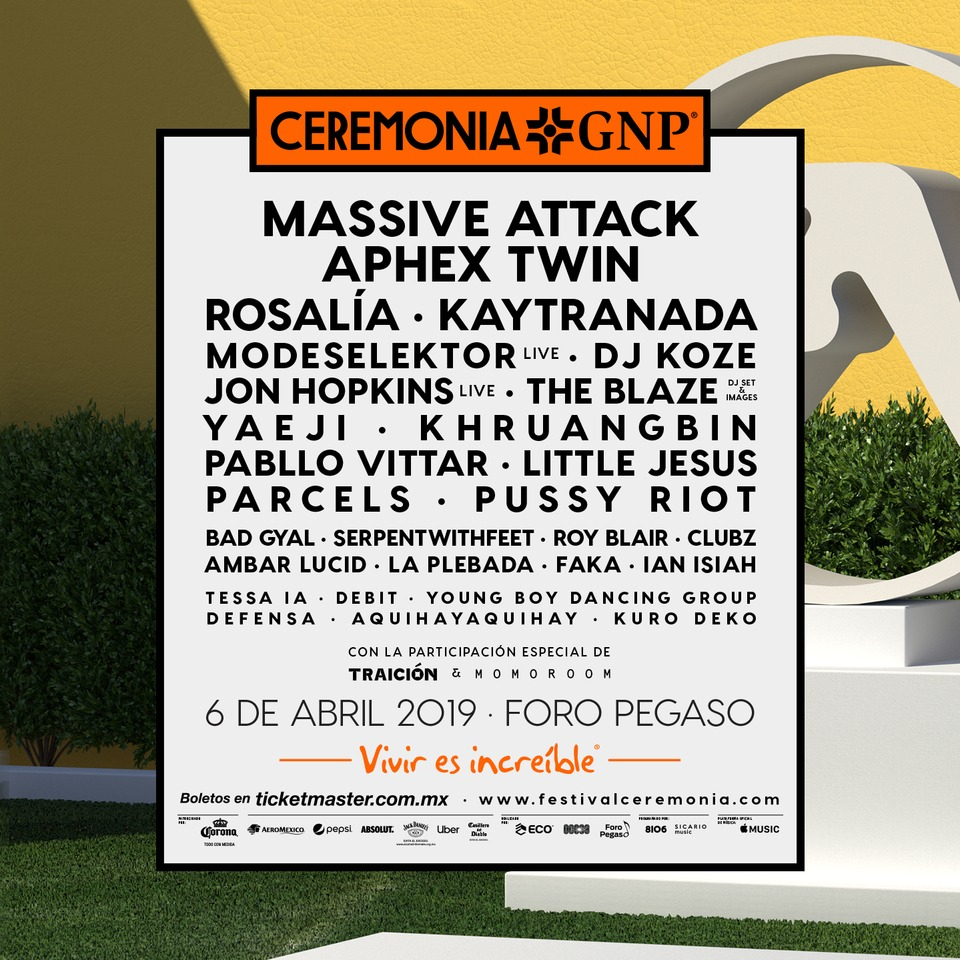 Cartel de Ceremonia 2019