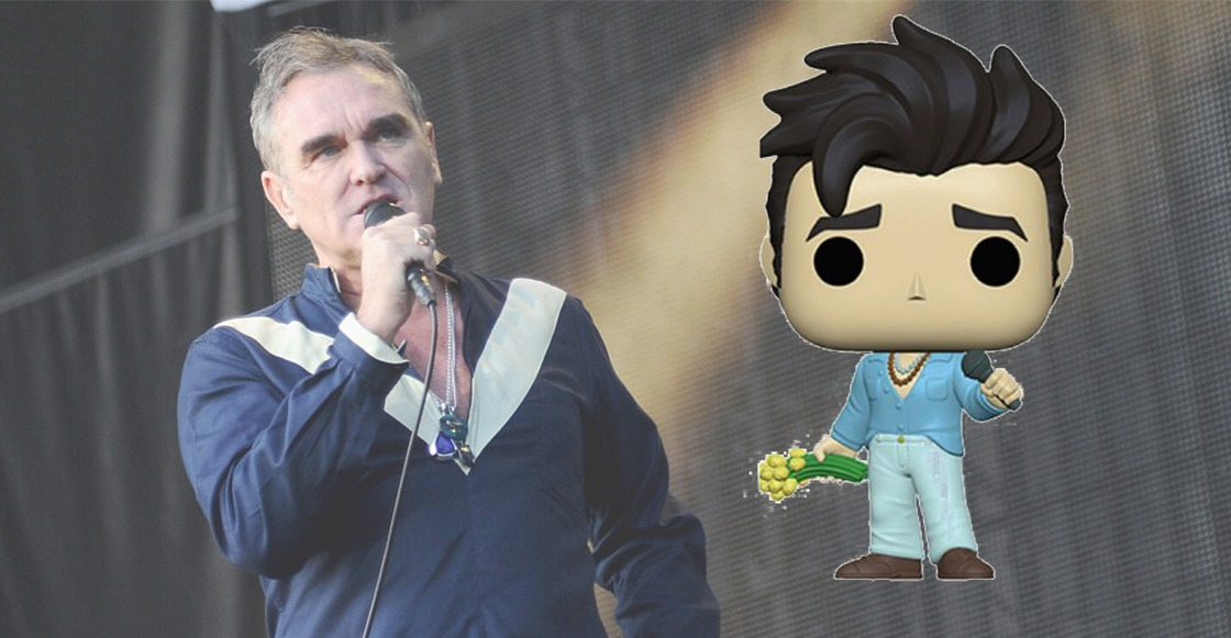 This charming funko! Ya casi llega el Funko Pop! depresivo de Morrissey