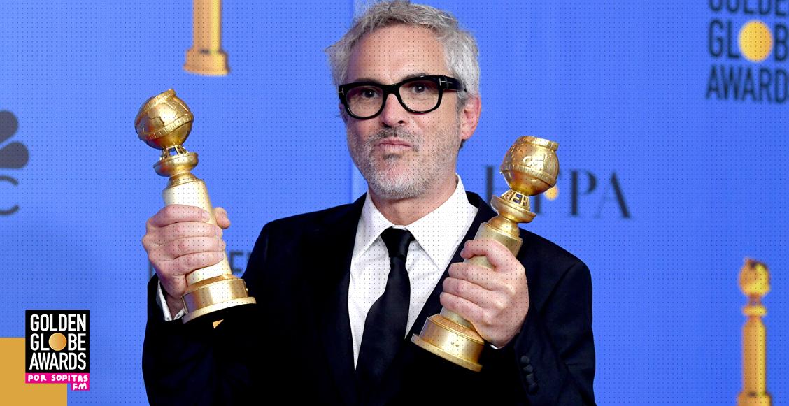 """La respuesta de Cuarón a periodista que insinúa que ROMA marcó """"la muerte del cine independiente"""""""