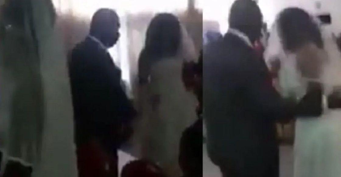La amante que llegó con vestido de novia