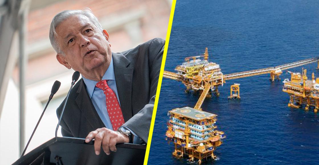 WSJ reporta que México redujo la importación de gasolina de EU; AMLO lo desmiente