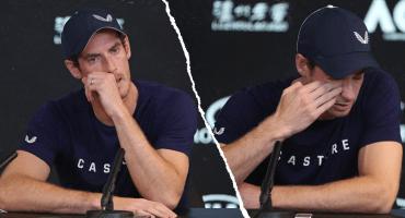 Andy Murray rompe en llanto al anunciar su retiro en Wimbledon si el dolor se lo permite