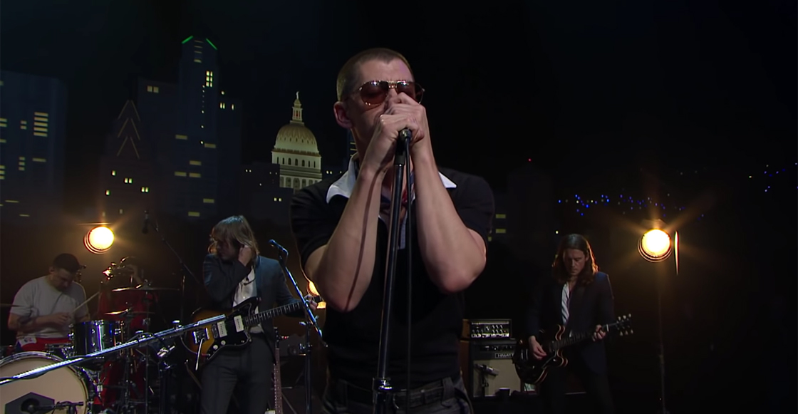 Estúpido y sensual Turner: Mira el debut de Arctic Monkeys en Austin City Limits