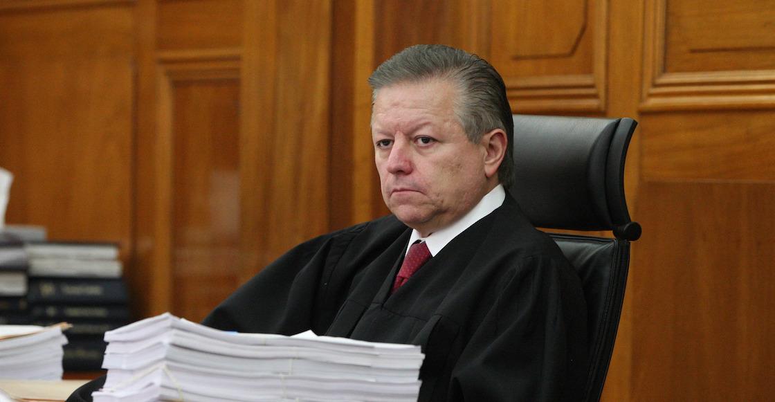 ¿Quién es Arturo Zaldívar, el nuevo ministro presidente de la SCJN?