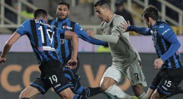 Atalanta le da una dosis de humildad a Juventus y los elimina de la Copa Italia