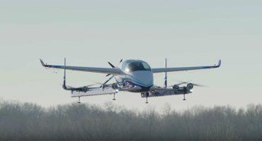 La compañía Boeing realizó la primera prueba en pista de su