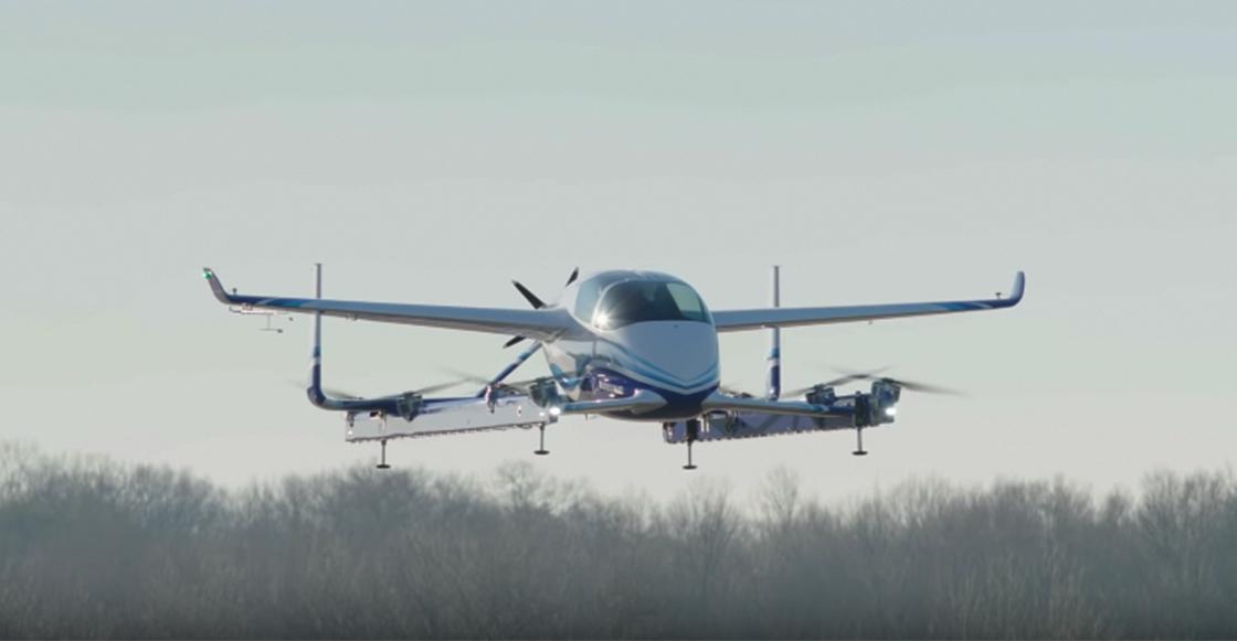 """La compañía Boeing realizó la primera prueba en pista de su """"auto volador"""""""