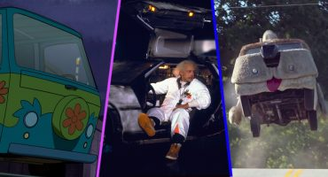 Batman, Bumblebee, DeLorean y el comercial que está rompiendo internet 🚘