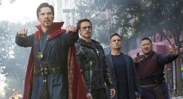 ¡'Avengers: Infinity War' llega a HBO junto con un mega maratón de Marvel!