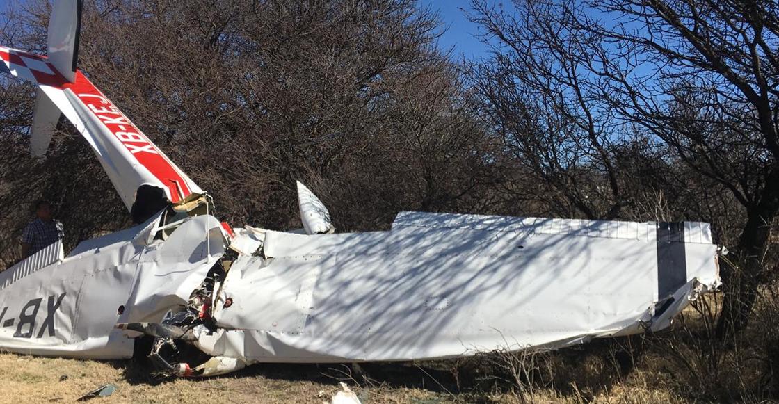 Muere vocal ejecutivo del INE Durango en accidente de avioneta