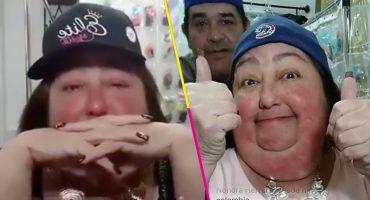 La hicieron llorar por tanto bullying en plena transmisión y el mundo le secó las lágrimas con mucho amor <3