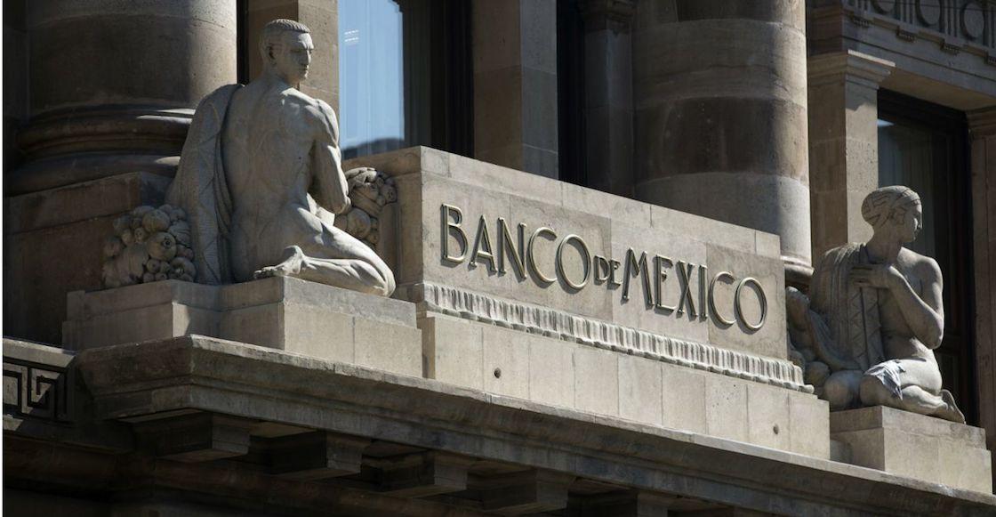 Sería de 0.2 a 0.7%: Banxico baja (otra vez) pronóstico de crecimiento